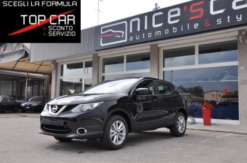 NISSAN Qashqai 1.5 dCi Acenta - CONNECT - FULL OPTIONAL