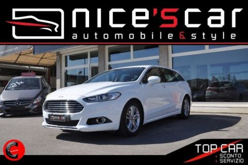 FORD Mondeo 2.0 TDCi 150 CV S&S Powershift Station Wagon Titan