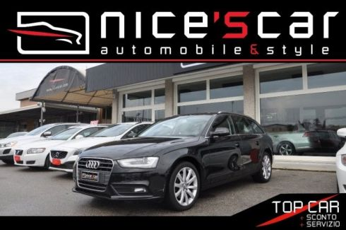 AUDI A4 Avant 2.0 TDI 177CV Business Plus * AUTOMATICA