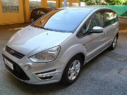 "FORD S-Max 2.0 TDCi 163CV DPF "" 7 POSTI/PLUS PACK"