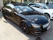 "MERCEDES-BENZ CLS 350 CDI BLUEEFFICIENCY ""UNICO PROPRIETARIO\"