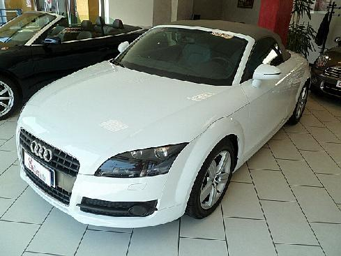"AUDI TT Roadster 1.8 TFSI ""INCREDIBILE SOLO 770"