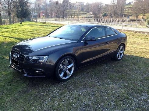"AUDI A5 1.8 TFSI 170 CV Advanced ""Solo 27000 km"