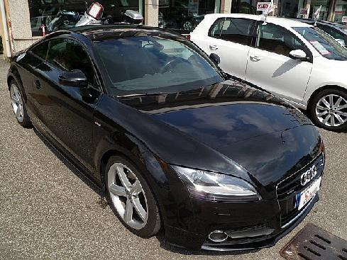 "AUDI TT Coupé 2.0 TDI quattro Advanced ""S-LINE"