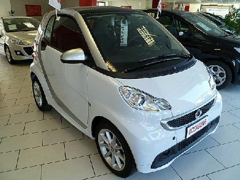 "SMART ForTwo 1000 52 kW MHD coupé passion ""SUPER PRE"