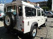 "LAND ROVER DEFENDER 110 2.4 TD4 STATION WAGON SE ""UNICO PRO Usata 2011"