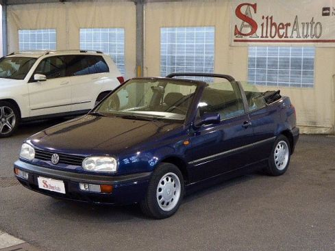"VOLKSWAGEN Golf Cabriolet 1.6 cat Sport ""UNICO PROPRIETARIO"""