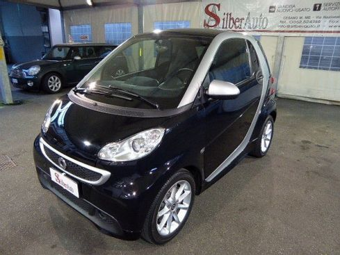 "SMART ForTwo 800 40 kW coupé passion cdi ""OK NEOPATENTATI"""