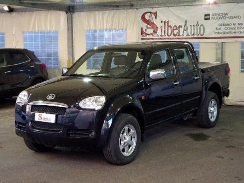 GREAT WALL Steed GPL 2.4 Luxury 4X4 Autocarro 5 Posti