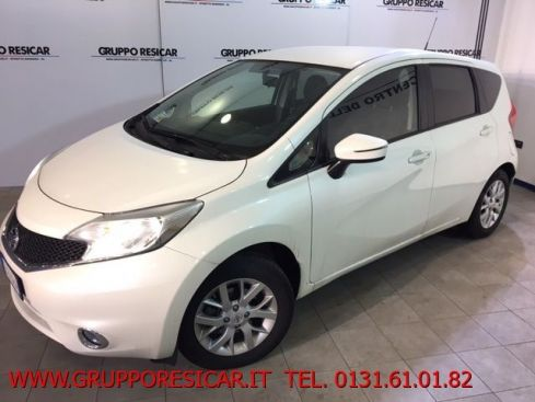 NISSAN Note 1.5 dCi Acenta AZIENDALE