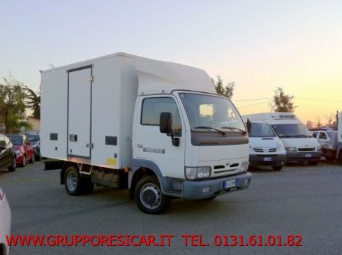 NISSAN Cabstar 120.35 3.0 Tdi PC-RG CELLA FRIGO CON ATP