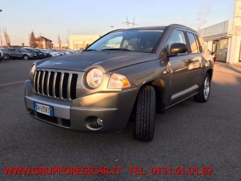 JEEP Compass 2.0 Turbodiesel Limited KM CERTIFICATI
