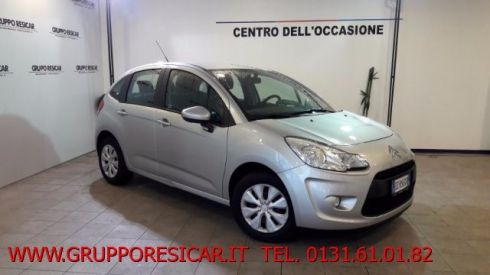 CITROEN C3 1.4 Perfect Eco Energy G KM CERTIFICATI