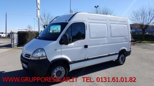 NISSAN Interstar V33 2.5 dCi/120 PC-TN Fu.Effic. KM CERTIFICATI