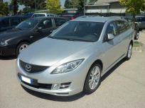 MAZDA 6 2.0 CD 1V/140CV WAG. EXECUTIVE Usata 2008