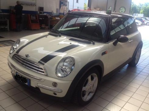 MINI Mini Mini 1.4 tdi One D de luxe