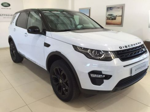 LAND ROVER Discovery Sport 2.0 Si4 HSE Luxury