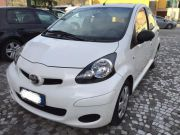 TOYOTA AYGO 1.0 12V VVT-I 5 PORTE NOW CONNECT Usata 2011