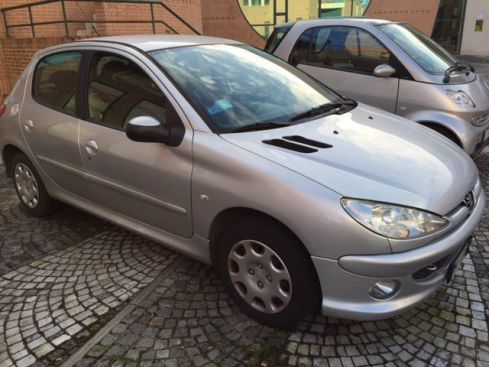 PEUGEOT 206 1.4 5p. Enfant Terrible