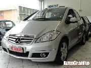 MERCEDES-BENZ A 160 BLUEEFFICIENCY AVANTGARDE Usata 2009