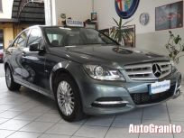 MERCEDES-BENZ C 180 BLUEEFFICIENCY AVANTGARDE Usata 2012