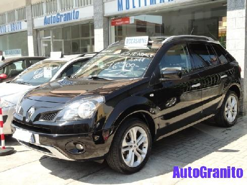 RENAULT Koleos 2.0 dCi 150CV 4X4 Bose FULL OPTIONAL