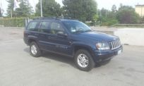 JEEP GRAND CHEROKEE 2.7 CRD CAT LAREDO used car 2005