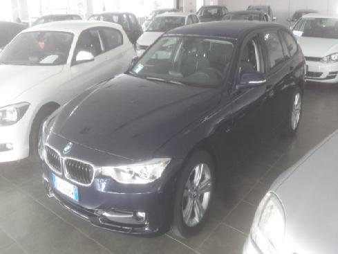 BMW 316 d Touring Steptronic Sport
