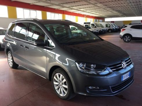 VOLKSWAGEN Sharan 2.0 TDI DSG Highline Technology 7Posti