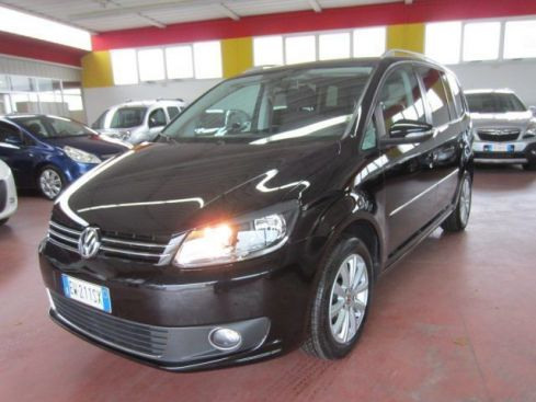 VOLKSWAGEN Touran Business 2.0 TDI 140 CV Highline 7 POSTI