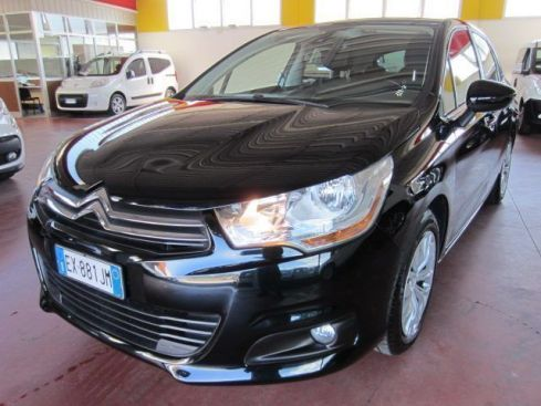CITROEN C4 1.6 e-HDi 115 Seduction  Navi Parck control
