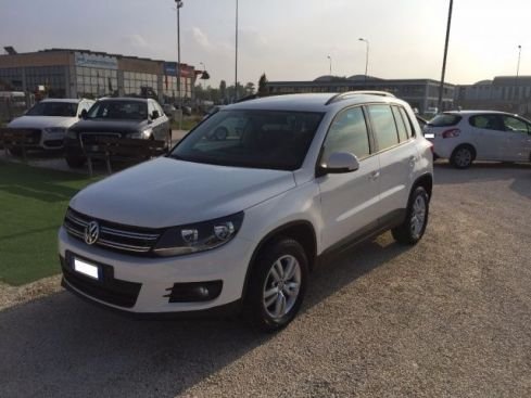 VOLKSWAGEN Tiguan 2.0 TDI Trend & Fun BlueMotion Technology