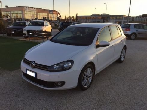 VOLKSWAGEN Golf 2.0 TDI 140CV 4MOTION Highline