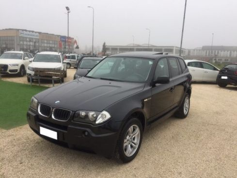 BMW X3 2.0d cat TETTO APRIBILE
