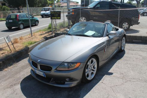 BMW Z4 2.5i cat Roadster