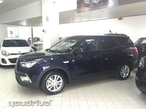 SSANGYONG XLV 1.6 DIESEL 4WD A/T