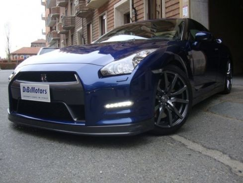 NISSAN GT-R 3.8 V6 BLACK EDITION 530cv LIKE NEW!!