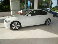 BMW 320 D CAT COUPÉ FUTURA Usata 2011
