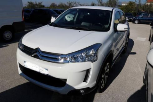 CITROEN C4 Aircross 1.8 HDi 150 Stop&Start 2WD Seduction