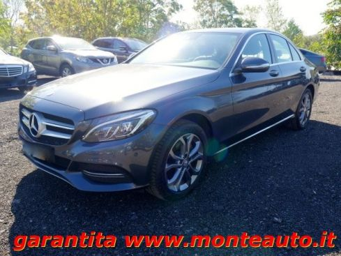 MERCEDES-BENZ C 220 BlueTEC Automatic Executive