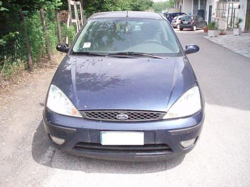 FORD Focus 1.6i 16V cat 3p. Ambiente