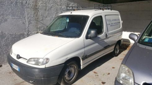PEUGEOT Partner  Ranch 190C 1.9 diesel