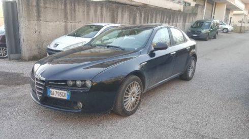 ALFA ROMEO 159 2.4 JTDm 20V Progression FULL OPTIONAL