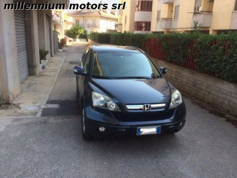 HONDA CR-V 2.2 i-CTDi 16V Exclusive DPF