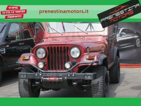 JEEP CJ-7 RENEGADE 6 Posti