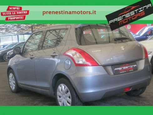 SUZUKI Swift 1.2 VVT 5 porte L