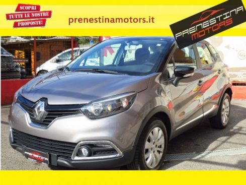 RENAULT Captur dCi 8V 90 CV Bi-color Start&Stop Energy Iconic