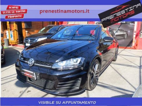 VOLKSWAGEN Golf GTD 2.0 TDI 5p. BlueMotion Technology