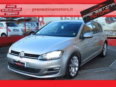 VOLKSWAGEN Golf 2.0 TDI DSG 5p. Highline BlueMotion Tech. Navi Gra