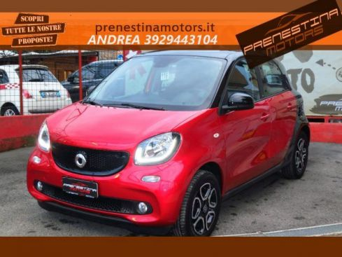 SMART ForFour 70 1.0 twinamic Prime